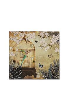 arthouse-birdgcage-glitter-canvas