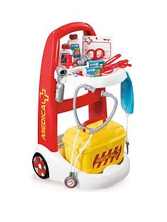 smoby-medical-rescue-trolley