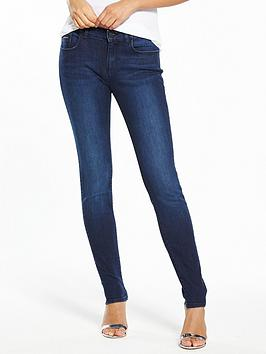 Calvin Klein Jeans Mid Rise Skinny Jean