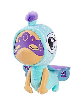 hanazuki-little-dreamer-plush-peacock