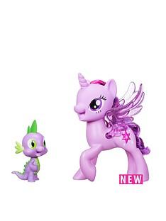 my-little-pony-my-little-pony-princess-twilight-sparkle-spike-the-dragon-friendship-duet