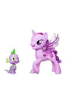 my-little-pony-princess-twilight-sparkle-spike-the-dragon-friendship-duet