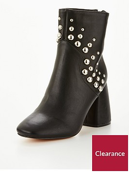 lost-ink-dyannbspstudded-bubble-heel-ankle-boot