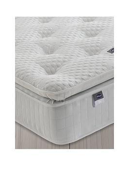 silentnight-mia-1000-geltex-pillowtop-mattress-medium