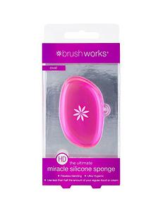 oval-miracle-silicone-sponge