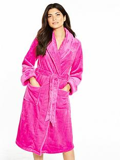 v-by-very-supersoft-robe-pink