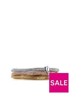 buckley-london-heart-mesh-bracelet-set