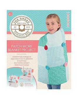 great-british-sewing-bee-blanket-kit