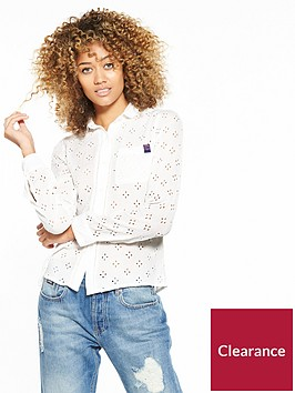 superdry-shiffley-penny-blouse-off-white