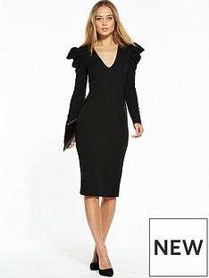 v-by-very-power-shoulder-bodycon-dress