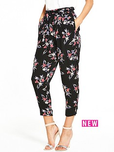 river-island-floral-black-trouser