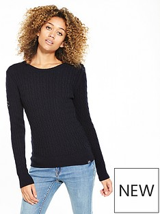 superdry-croyde-cable-knit-jumper-eclipse-navy