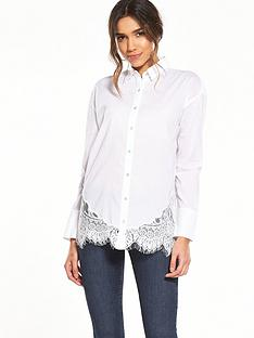 river-island-cutwork-shirt