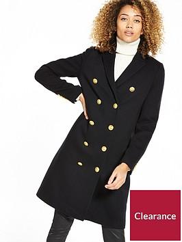 superdry-priya-long-military-coat-black