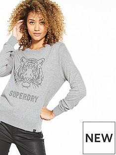 superdry-tiger-gemstone-knit-grey-marl