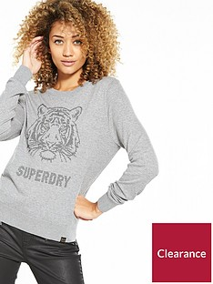 superdry-tiger-gemstone-knit-grey-marl