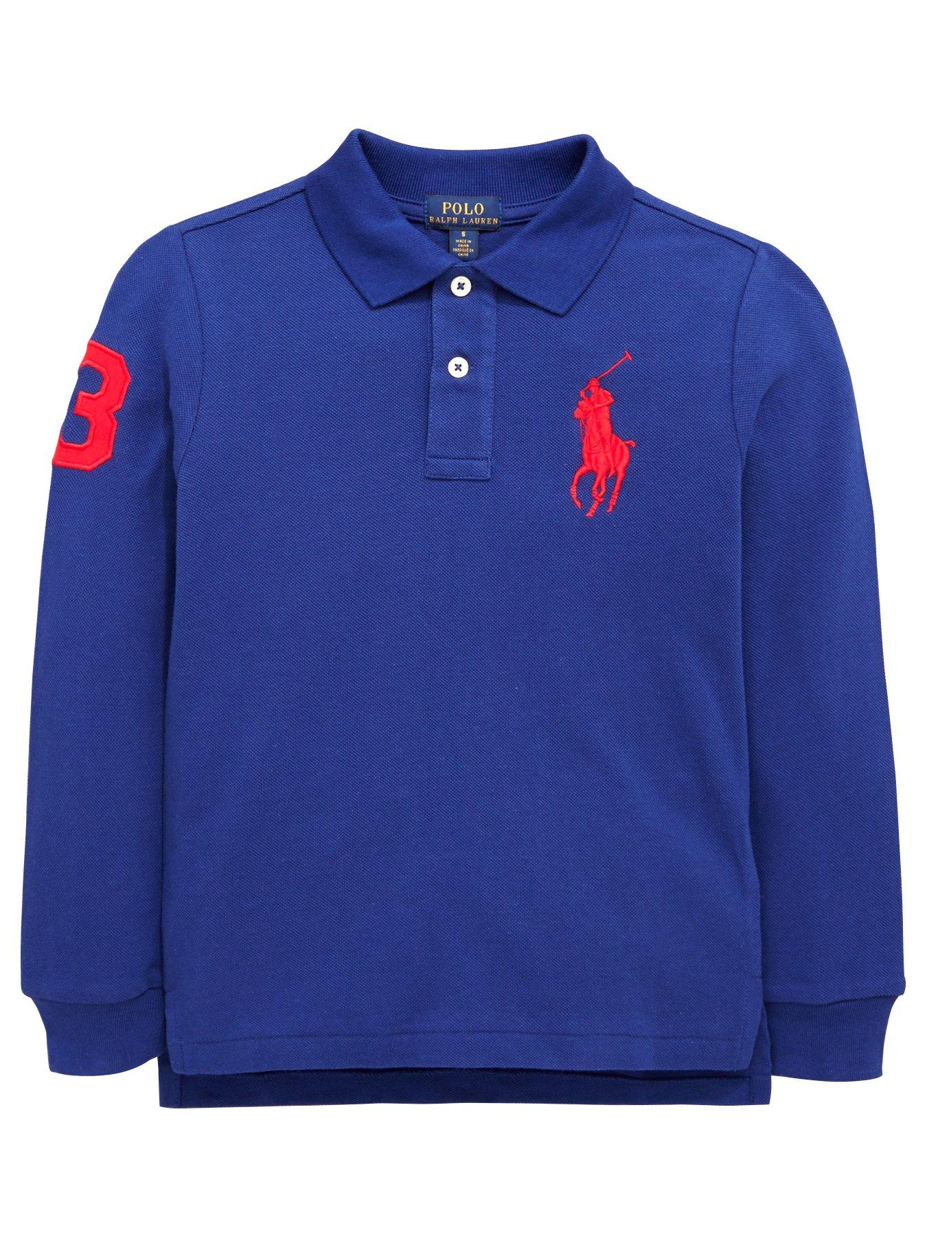 Ralph Fake Shirts How Original To Lauren By Spot Polo Pk0Onw