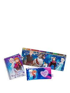 disney-frozen-bts-stationery-set