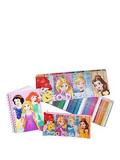 disney-princess-bts-stationery-set