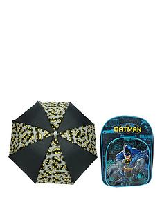 dc-comics-batman-backpack-amp-umbrella