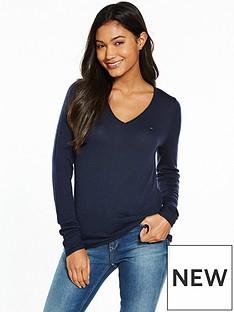 tommy-jeans-v-neck-sweater