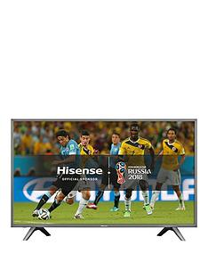 Hisense H55N5700UK 55 inch, 4K Ultra HD Certified, Freeview Play, Smart TV