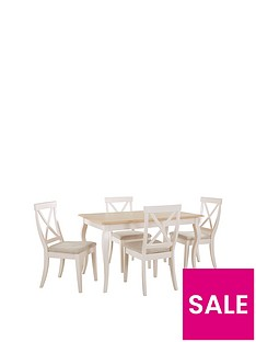 florence-130-cm-dining-table-4-chairs-grey