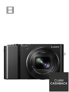 panasonic-lumix-dmc-tz100-digital-camera-wi-fi-3-inch-lcd-touch-screen-with-pound50-cashback-black-with-optional-accessory-kit