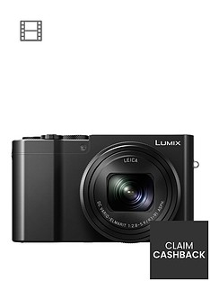 panasonic-lumix-dmc-tz100-digital-camera-wi-fi-3-inch-lcd-touch-screen-with-pound50-cashback-black-with-optional-accessory-kitnbsp
