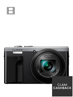 panasonic-lumix-tz80-super-zoom-digital-camera-3-inch-lcd-touch-screen-with-optional-accessory-kit-and-pound30-cashback-silver