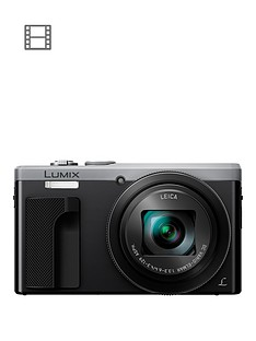 panasonic-lumix-tz80-super-zoom-digital-camera-4k-ultra-hd-181-megapixel-30xnbspoptical-zoom-wi-fi-evf-3-inchnbsplcdnbsptouch-screen-silvernbsp