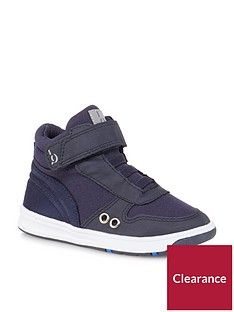 8fb084f975a43 Baker by Ted Baker Boys Hi Top Trainer