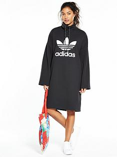 adidas-originals-hu-hiking-loose-dress-black