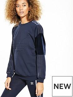 adidas-originals-st-petersberg-velour-logo-sweatshirt