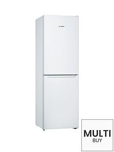 bosch-serie-2-kgn34nw3ag-60cm-nofrostnbspfridge-freezer-with-multiboxnbsp--white