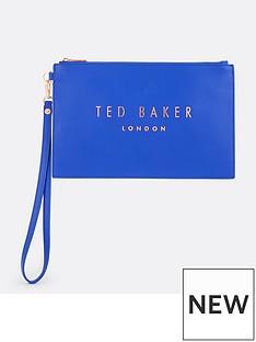 ted-baker-logo-wristlet