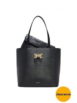 ted-baker-signature-bow-shopper