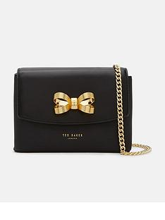 ted-baker-signature-bow-micro-mini-cross