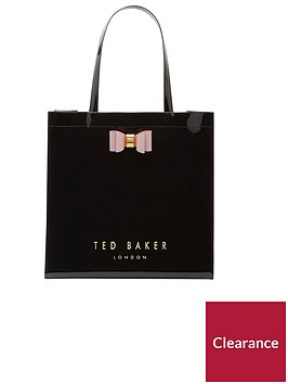 ted-baker-icon-bow-detail-large-shopper-black