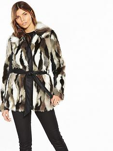 v-by-very-faux-fur-pu-trim-coat