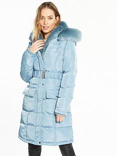 v-by-very-tonal-belted-padded-coatnbsp--ice-blue