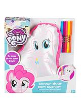 My Little Pony Pinkie Pie Colour Your Own Cushion