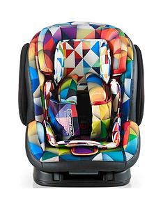 Cosatto Hug Group 123 Isofix Car Seat - Spectroluxe