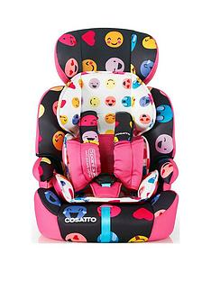 Cosatto Zoomi Group 123 Car Seat - Lolz