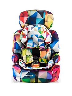 Cosatto Zoomi Group 123 Car Seat - Spectroluxe