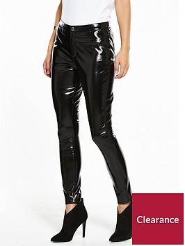 v-by-very-vinyl-skinny-trouser