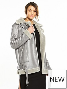 v-by-very-premium-faux-shearling-coat-silver