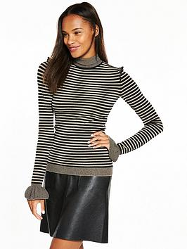boss-orange-ilannah-stripe-jumper