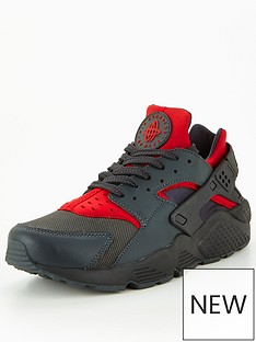 nike-air-huarache-run-greyrednbsp