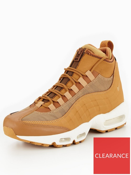 finest selection 14e6b 003f2 Nike Air Max 95 SneakerBoot - Brown